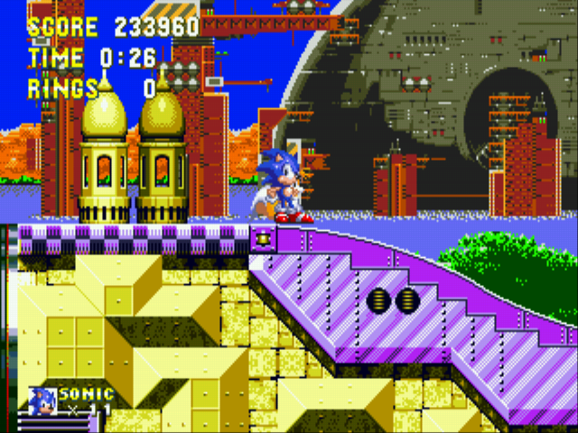 Sonic the Hedgehog 3 - NOW BEAT MY SCORE EVREYONE - User Screenshot